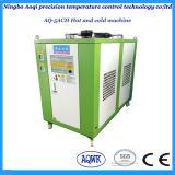 プラスチック機械のための熱するおよび冷水のスリラー