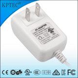 6W 15V 0.4A de Adapter van gelijkstroom met Ul- Certificaat ons Stop