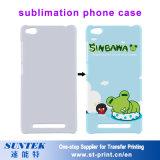 Cubierta en blanco de la caja del teléfono de la sublimación para el iPhone X