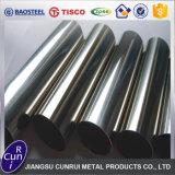 AISI 321 20mm de diâmetro de aço inoxidável sem costura tubo 304