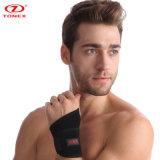 Soporte de muñeca ajustable para el voleibol Baloncesto Tenis Badminton el levantamiento de pesas