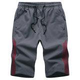 L'estate di usura di sport degli uomini mette i pantaloni in cortocircuito di lavoro a maglia di Pinochetto della vita elastica