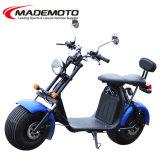 La alta calidad Iharleyi motocicleta eléctrica 800W 1000W 1500W 60V 20Ah Citycoco