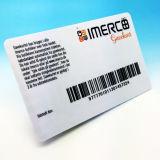 SCHEDA di HF NTAG 213 RFID di iso 14443A di NFC astuta per controllo dell'entrata dell'allievo ed il pagamento cashless