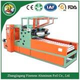 Rollo de papel de aluminio de la máquina de rebobinar