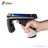 À long rayon d'ordinateur de poche UHF RFID Reader pour le suivi des biens de TI