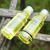 La bocca larga con i coperchi rimuove le alte bottiglie di acqua di vetro di Borosilicate per spremuta