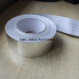 Cinta adhesiva de papel de aluminio con revestimiento de papel