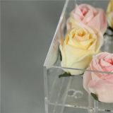 Het Verkopen van de fabriek nam de Directe Acryl Waterdichte Luxe van /Customized van de Doos van de Bloem Dozen toe