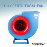 11-62 Air ExhaustのためのマルチWing Centrifugalの産業Fan
