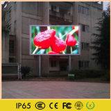 Faible consommation électrique P6 Affichage LED SMD de plein air