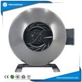 Inline-Leitung-Ventilator des zentrifugalen Abgas-Cdf150