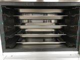 La CE aprobó comercial Instant blast freezer