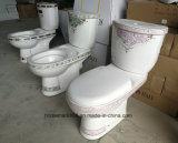 Очень конкурентоспособной цене две керамические Twyford туалет для Африки и Среднего Востока