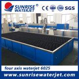 ガラス/Marble /Mosaic /Steel/Aluminiumのための良質の工場直接販売法の大きいWaterjet機械装置