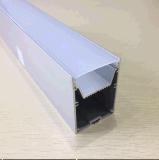 Z-5070-3 resistente al agua suspendida de extrusión de perfiles de aluminio LED de luz lineal