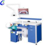 L'enseignement médical simulateur dentaires, soins dentaires simulateur d'entraînement de la tête de fantôme