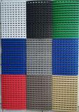Belüftung-Matte Kurbelgehäuse-Belüftung, das Gleitschutz-Belüftung-Fußboden-Matte ausbreitet