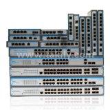Control de la CCTV 8 puertos de fibra óptica Switch Poe