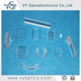 Leuchtendes CaF2 Bi/Double konvexes zylinderförmiges Objektiv