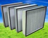 Haute résistance à la température du filtre à air HEPA avec alliage en aluminium