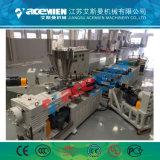 ASA de PVC color teja Hoja de impermeabilización de cubiertas de plástico de pared vidriada que maquinaria
