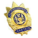 Insigne Bon Marché sur Mesure, Badge Police en Métal (GZHY-BADGE-003)