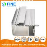 Alta calidad de la extrusión de aluminio anodizado de perfiles para la ventana