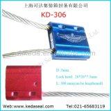 3мм провод алюминиевый корпус замка Contasiner прокладки кабелей (КД-306)