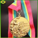 Высокое качество пользовательских спорта металлические каратэ медаль