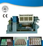 Peca barata pequena máquina de tabuleiro de ovos de moldagem de Celulose