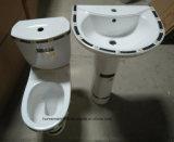 заводская цена двух санитарных продовольственный керамические туалет туалет