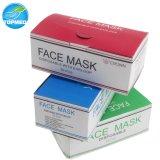Нетканого материала 1/2/3ply маску для лица, с эластичной или CE сертифицирована