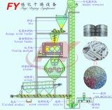 Sulfaat 26mm van het ammonium korrels hydraulisch briketteren