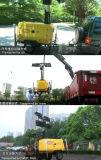 4*360W remolcable Trailer de la Torre de Luz LED Mobile generador de vehículo