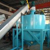 500-2000kg/h botella PET de residuos de plástico y la máquina de reciclaje trituración