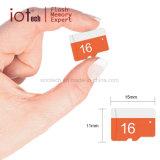 16GB Wholesale preiswerte niedriger Preis-volle Kapazitäts-Taiwan Mikro-Ableiter-codierte Karte TF-Karte