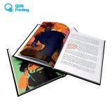 Casebound 4カラー本の印刷のハードカバー