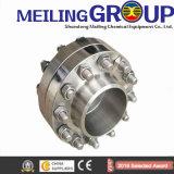 SsのフランジJisb2220のステンレス鋼のスリップ。 Asmeb16.5のDINのGOST、BS4504、BS10、Hg