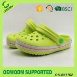 Ботинки ЕВА сандалий пляжа Clogs симпатичных ботинок малышей напольные