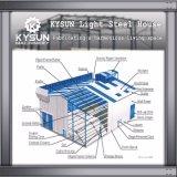 Edifício do aço estrutural do carbono da qualidade e do aço estrutural da liga