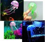 Méduses gonflables de DEL, produit d'aquarium