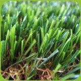 C Shape Decoração Paisagismo grama artificial para jardim