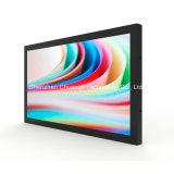 Стена установила 21.5 дюйма рекламируя монитор сенсорного экрана дисплея с плоским экраном LCD