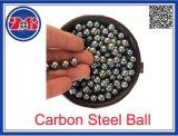 Precio más bajo de 6mm 8mm revestimiento negro bola de acero al carbono