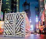 Panel Sandwic impermeable Tienda portátiles modulares de Edificio en venta