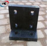 Guter Preis der elastomeren Brücken-Peilung-Auflage mit Stahleinlage