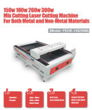 180W 260W 300W máquina de corte a laser mistos de aço carbono Madeira Acrílico Pedk-130250m