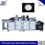 Qualitäts-Aluminiumlegierung-runde Baumwolwegwerfauflage, die Maschine herstellt