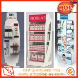 /Acrílico/madera MDF/ Cosmetic & Maquillaje organizador/Soporte de pantalla/Display Rack para Shop